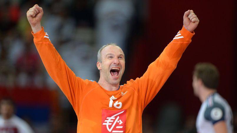 Pour l 39 un de ses partenaires thierry omeyer est aussi fort que michael jordan - Qatar coupe du monde handball ...