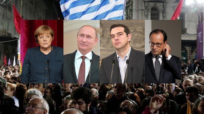 Minsk, Poutine, Syriza, zone euro : le décryptage de Jacques Sapir