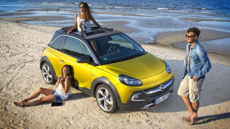 opel adam rocks une renaissance par le haut. Black Bedroom Furniture Sets. Home Design Ideas