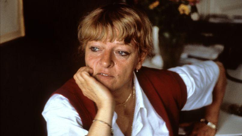 Geneviève Dormann en 1982.