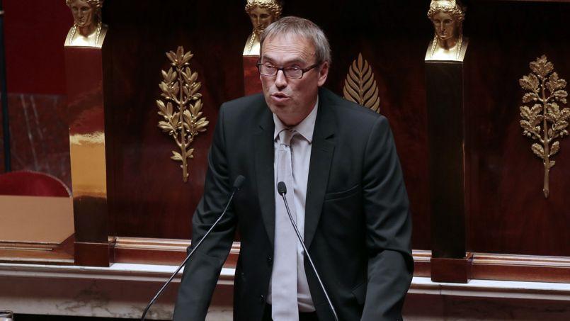 Le député PS du Bas-Rhin Philippe Bies
