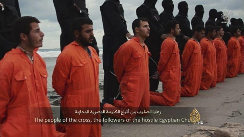 """Résultat de recherche d'images pour """"regard du chrétiens égorgés daech"""""""