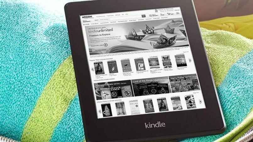 Kindle Unlimited permet d'emprunter des ebooks à volonté pour moins de 10 euros par mois.