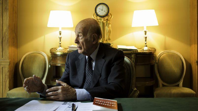 Valérie Giscard d'Estaing: «L'entrée de la Grèce dans l'euro en 2001 fut une erreur évidente. J'étais contre et les Allemands eux aussi».