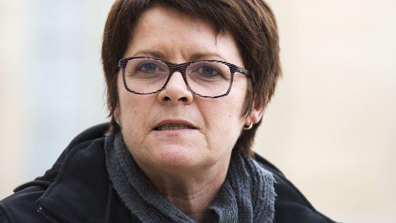Françoise Martres, la présidente du Syndicat de la magistrature, pourrait devoir s'expliquer devant un tribunal dans l'affaire du «Mur des cons»..