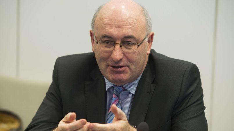 Phil Hogan, Commissaire européen à l'Agriculture.