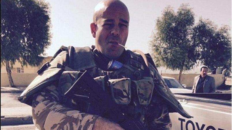 Tim Locks sur le front irakien