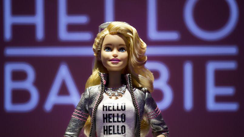 «Hello Barbie» a été présentée courant février à New York.