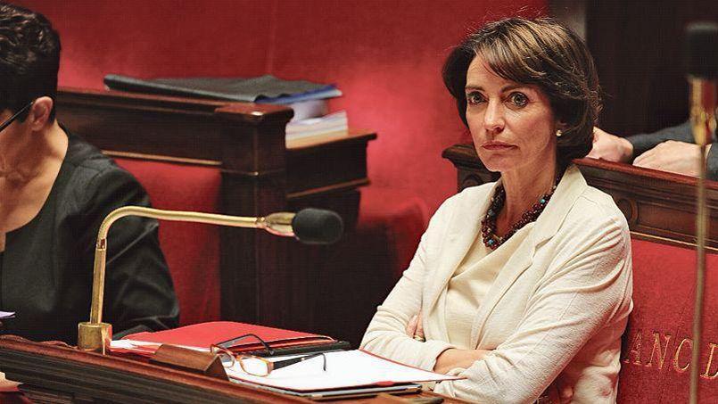 Marisol Touraine, ministre de la Santé. Crédit: Sébastien Soriano/Le Figaro.