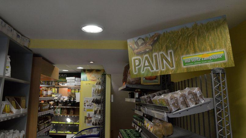 Les commerces 100% sanns gluten se multiplient. Crédit: Flickr @Paul Cone.