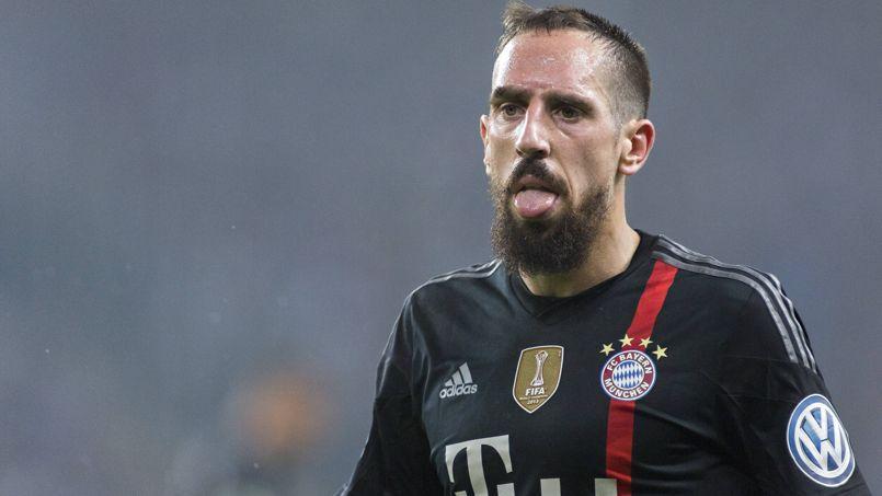 Franck Ribéry et les Bleus: «J'ai senti qu'il n'y avait pas de soutien»