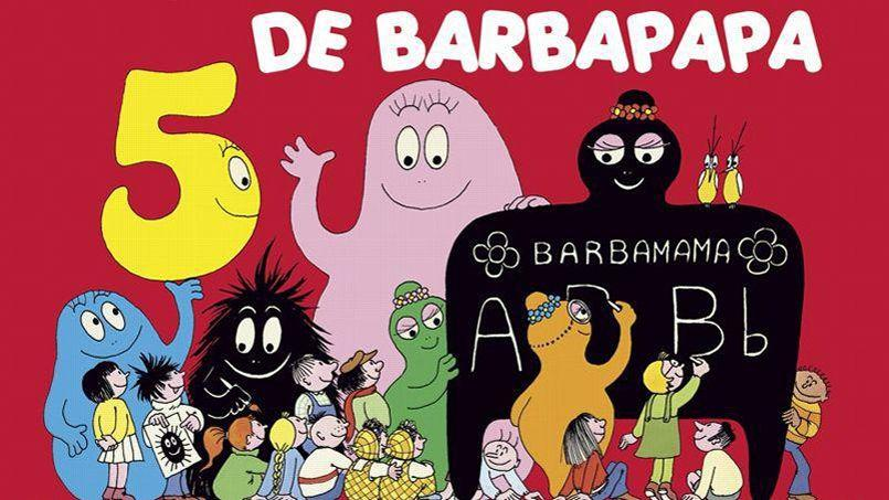 Les Barbapapa et leur douceur de vivre ont bercé plus d'une génération d'enfants.
