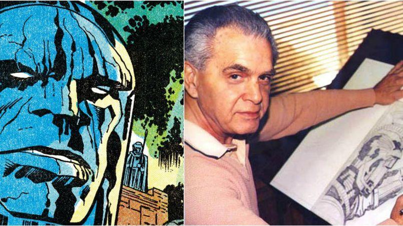 Les éditions Urban Comics ont entrepris de remettre à disposition des lecteurs l'œuvre de Jack Kirby publiée dans les années 70, à l'époque où celui-ci a quitté Marvel pour son concurrent direct DC Comics.