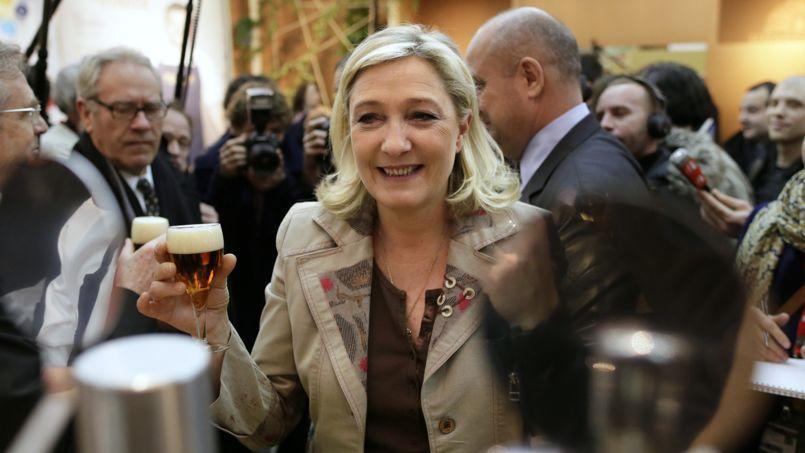 Régionales : Marine Le Pen «a très envie» de se lancer dans le Nord