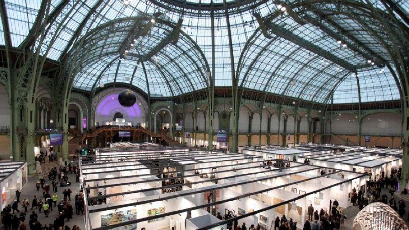 Art Paris Art Fair : gagnez une visite guidée avec le Barter Paris Art Club