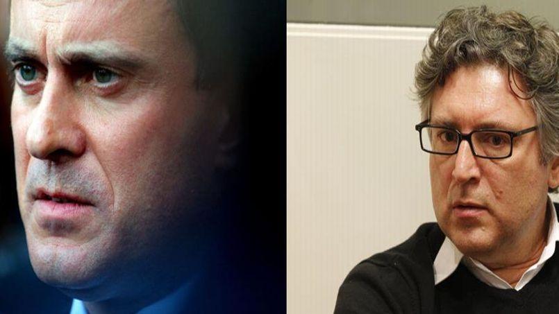 Nouvelle droite, BHL, FN : la réponse de Michel Onfray à Manuel Valls