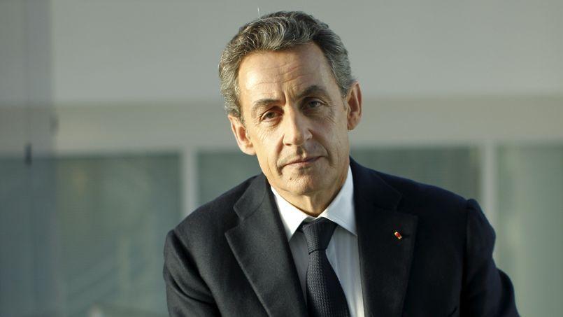 Le président de l'UMP.