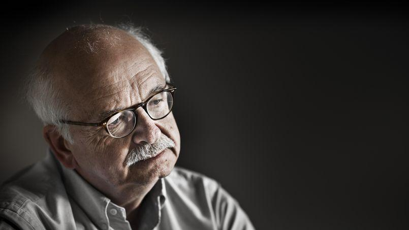 Erik Orsenna est le président du jury du Prix Orange du livre.