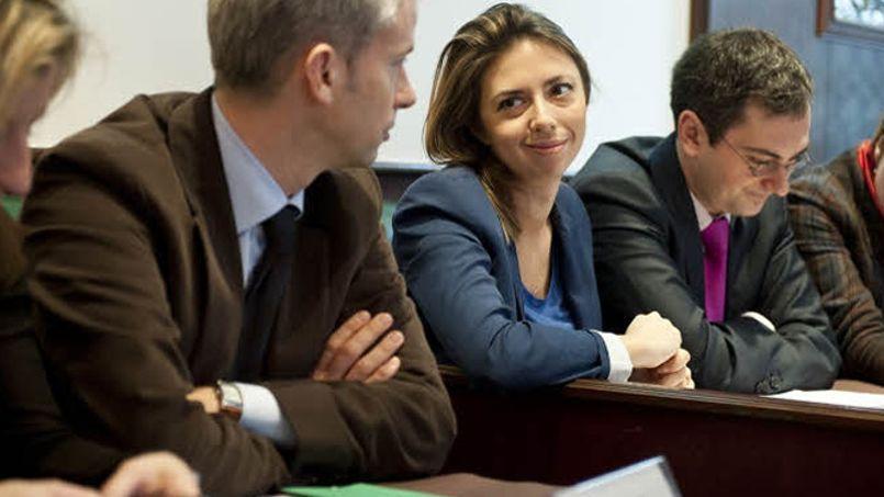 Camille Bedin, élue UMP de Nanterre, membre de la Droite forte