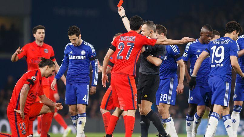 Le PSG s'est qualifié pour les quarts de finale de la Ligue des champions en éliminant Chelsea.