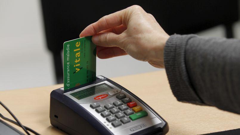 Le prélèvement bancaire est la solution prônée par un rapport de l'Inspection générale des affaires sociales sur le tiers payant rendu mi-2013/(Crédit: Jean-Christophe Marmara/Le Figaro)