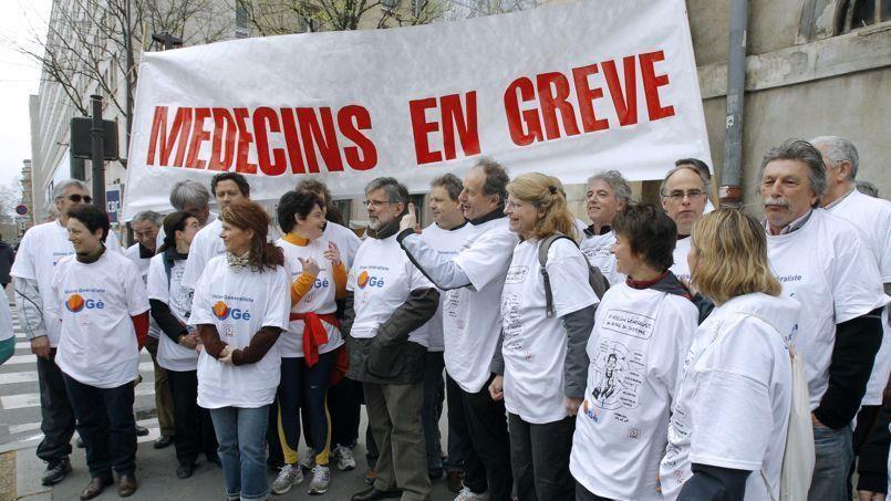 «Les médecins libéraux, une espèce en voie d'extinction !»