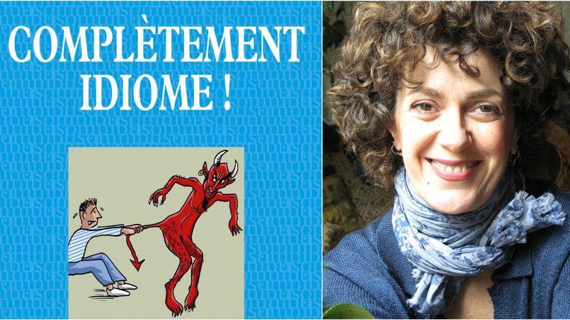 La traductrice Maria Grazzini est l'auteur de Complètement idiome!, un petit dictionnaire des expressions imagées françaises et européennes. Sur la couverture, on aperçoit un individu qui tire le diable par la queue. Mais d'où vient cette expression?