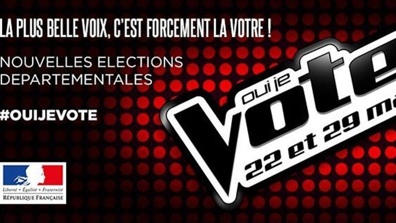Le minist re de l 39 int rieur utilise the voice pour inciter for Elections ministere interieur