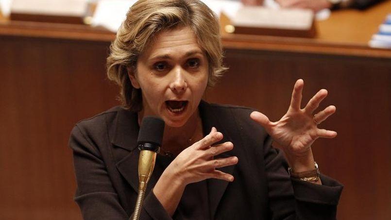 L'ancienne ministre UMP, Valérie Pécresse