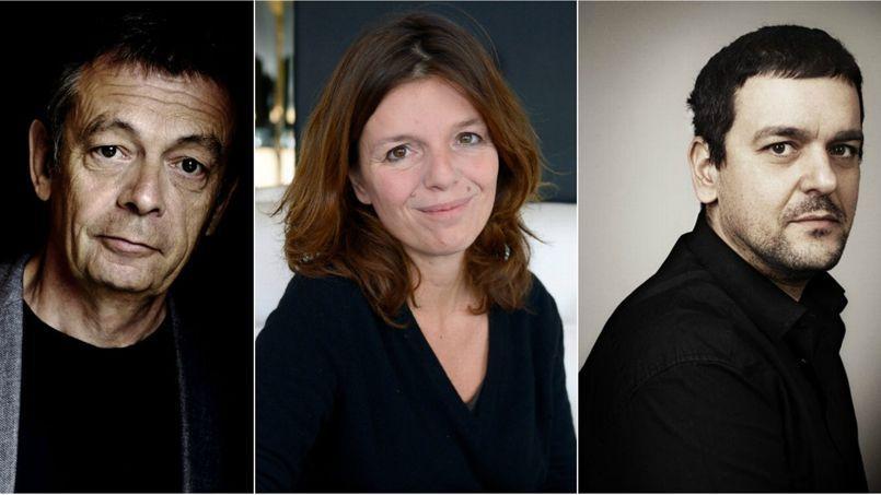 Pierre Lemaître, Maylis de Kerangal et Joann Sfar font partie des 120 écrivains qui ont signé la pétition «A ceux qui oublient qu'il faut des auteurs pour faire des livres».