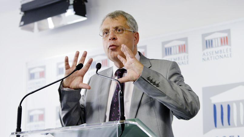 Le député PS Philippe Doucet.
