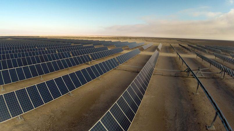 L'énergie solaire connaît une croissance exponentielle