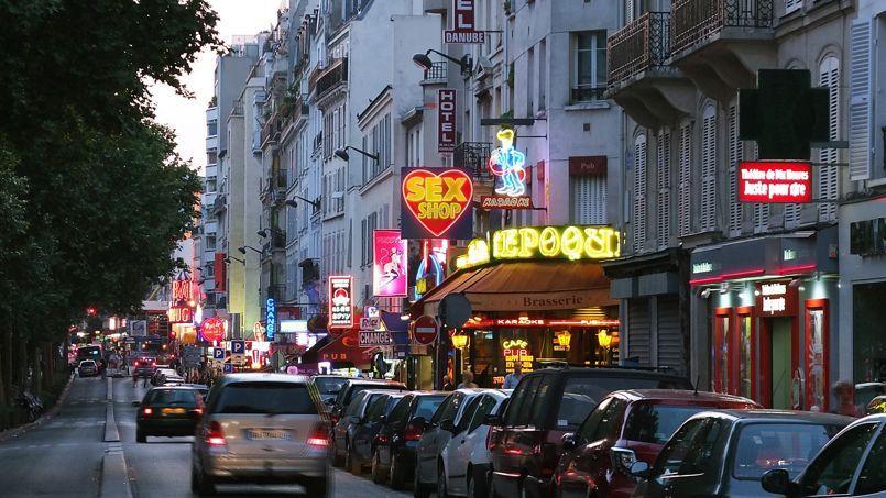 Prostitution un label contre les faux salons de massage for Salon prostitution paris