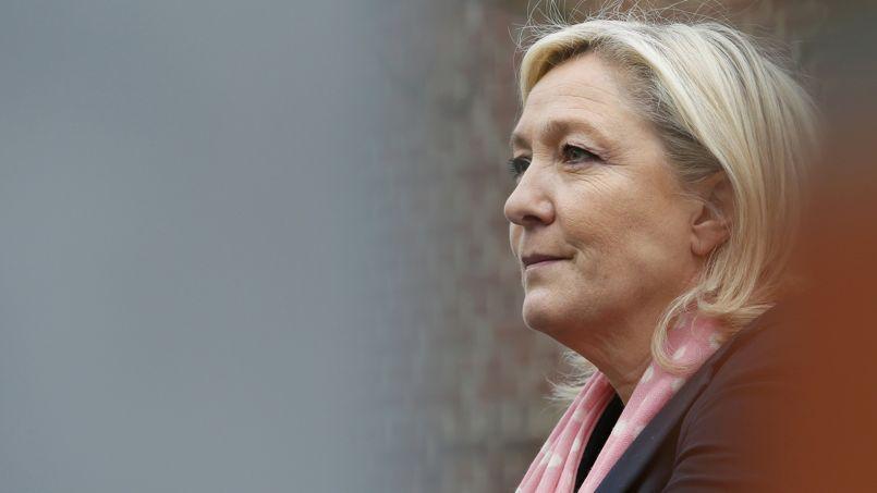 Marine Le Pen, le 22 mars.
