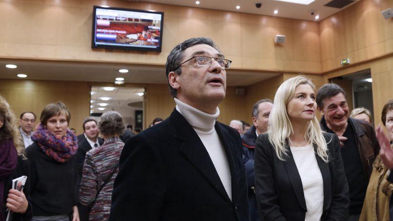 Patrick Devedjian, l'actuel président du conseil général des Hauts-de-Seine, s'est imposé dès le premier tour dans le canton d'Antony. (Photo d'illustration).