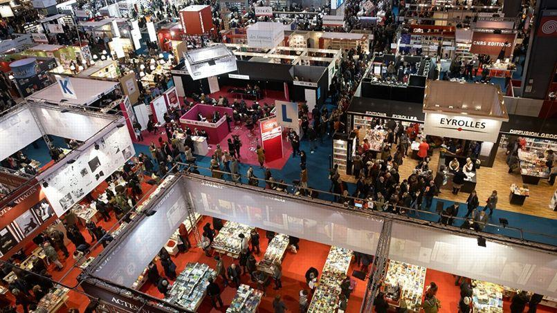 Salon du livre 2015 un bilan en cinq points for Salon evenementiel paris