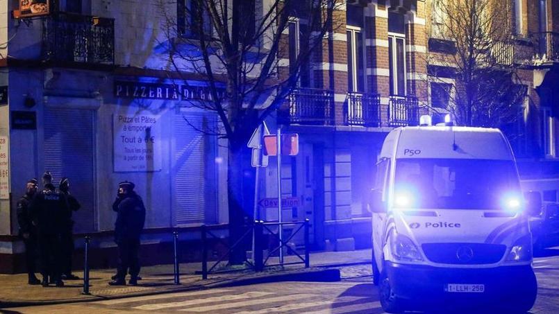 Menaces d'attentat à Bruxelles au Nouvel An: 6 nouvelles personnes interpellées