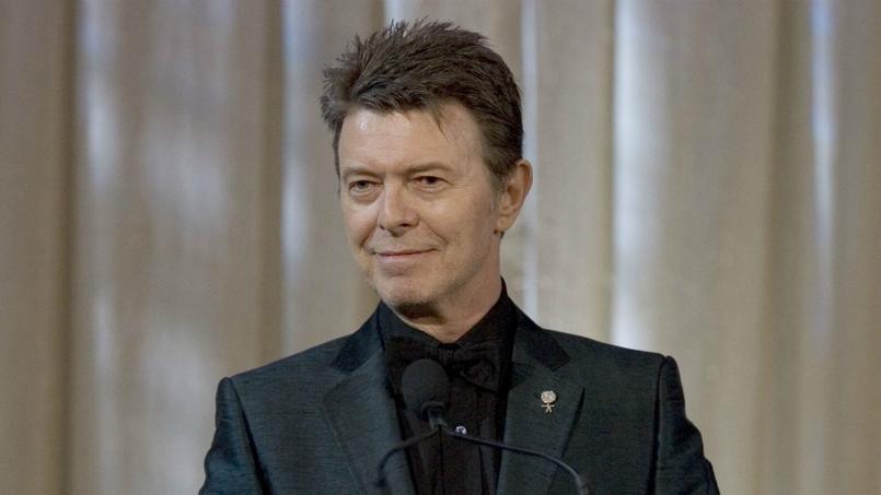 Le chanteur David Bowie est mort