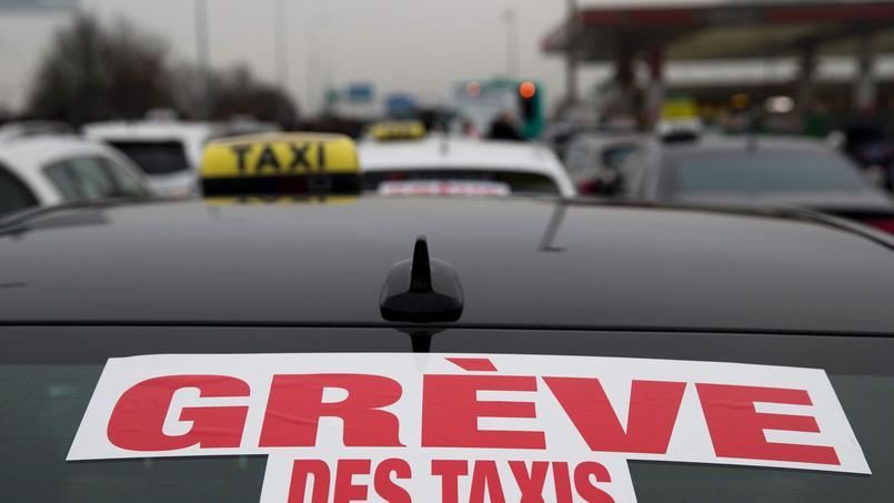 Après un mardi «noir», les taxis reconduisent leur mouvement ce mercredi