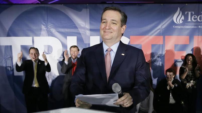 Ted Cruz a remporté une première victoire dans l'Iowa