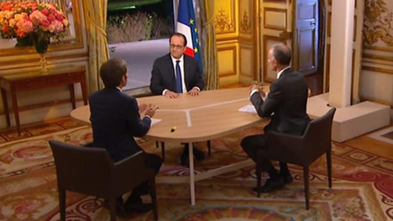 EN DIRECT - Hollande annonce une baisse des cotisations sociales pour les agriculteurs