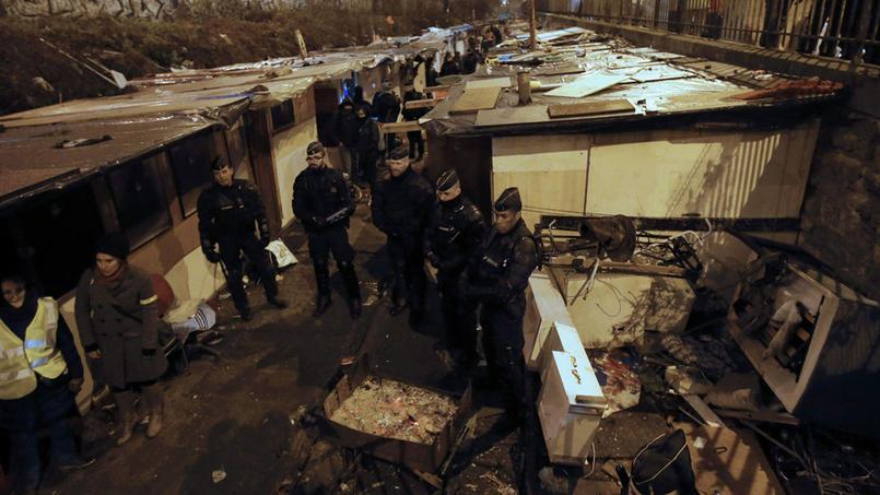 France: évacuations de Roms mises en cause