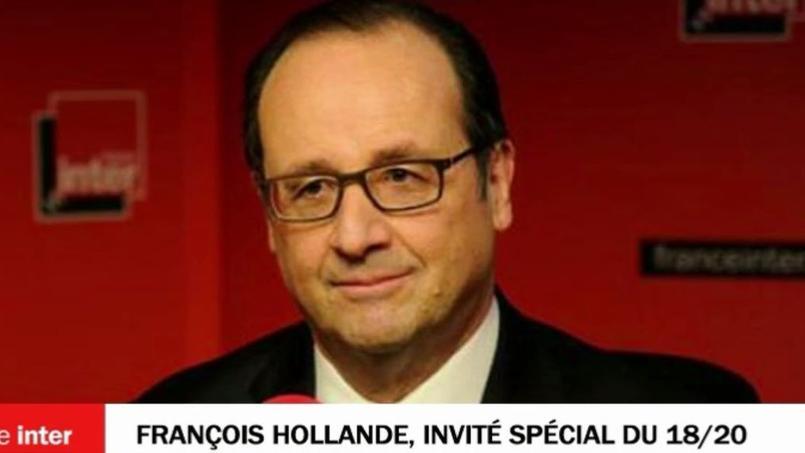 Hollande laisse planer le doute sur sa candidature