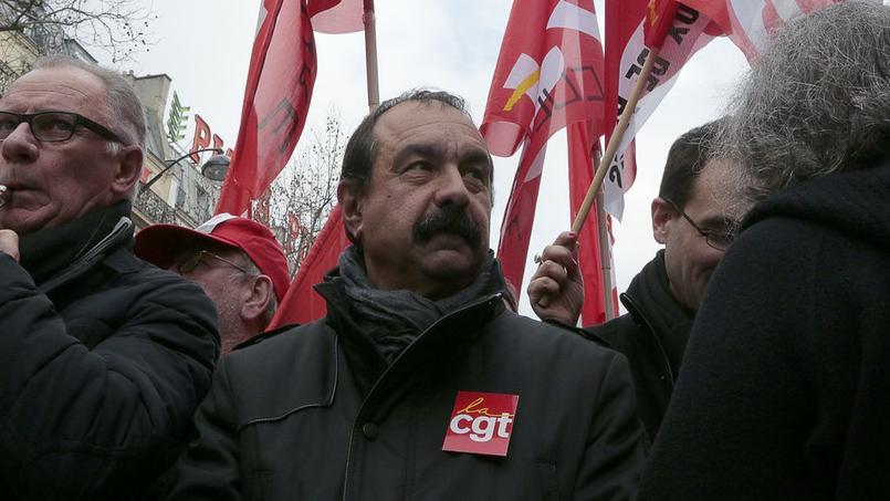 La CGT mobilise les autres syndicats mardi pour s'opposer à la loi Travail