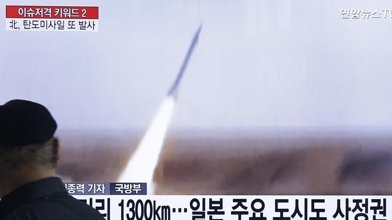 Nouveaux tirs de la Corée du Nord