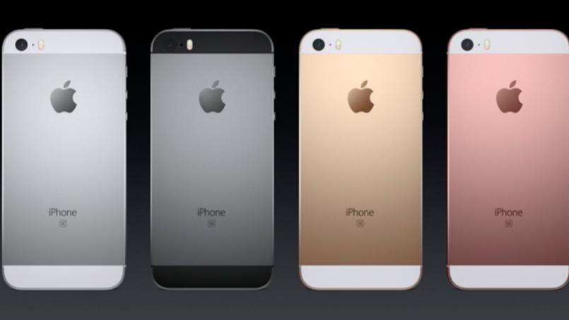 EN DIRECT - Apple présente l'iPhone SE et un nouvel iPad Pro