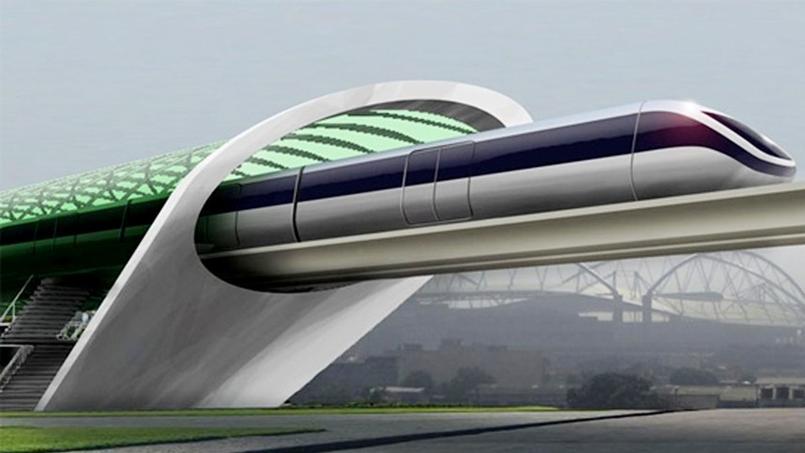 vid o la sncf investit dans le train du futur hyperloop. Black Bedroom Furniture Sets. Home Design Ideas