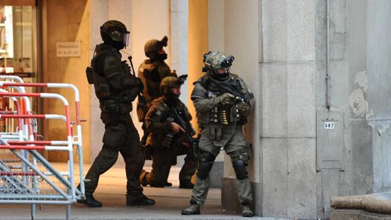 Fusillade à Munich : au moins 6 morts