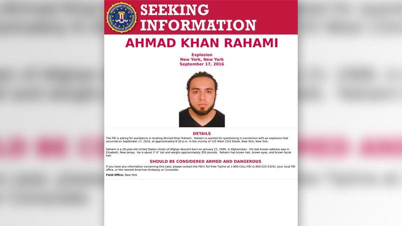 Coraneries : Ahmad Khan Rahami, rien à voir avec l'islam, Domenach ?