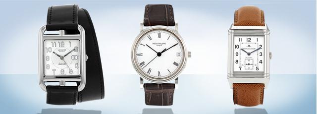 10 montres de luxe incontournables à offrir